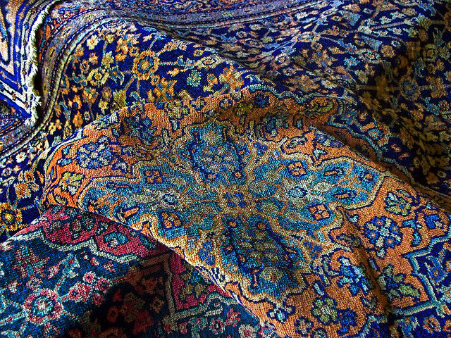 Iran Carpet Exports Up 19%