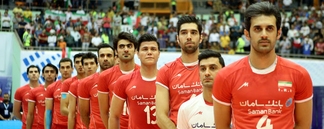 Raul Lozano Names Iran Squad for Olympic Games
