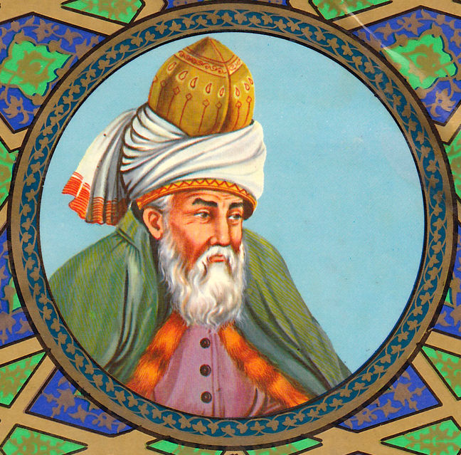 Rumi, a link between Iran, Turkey